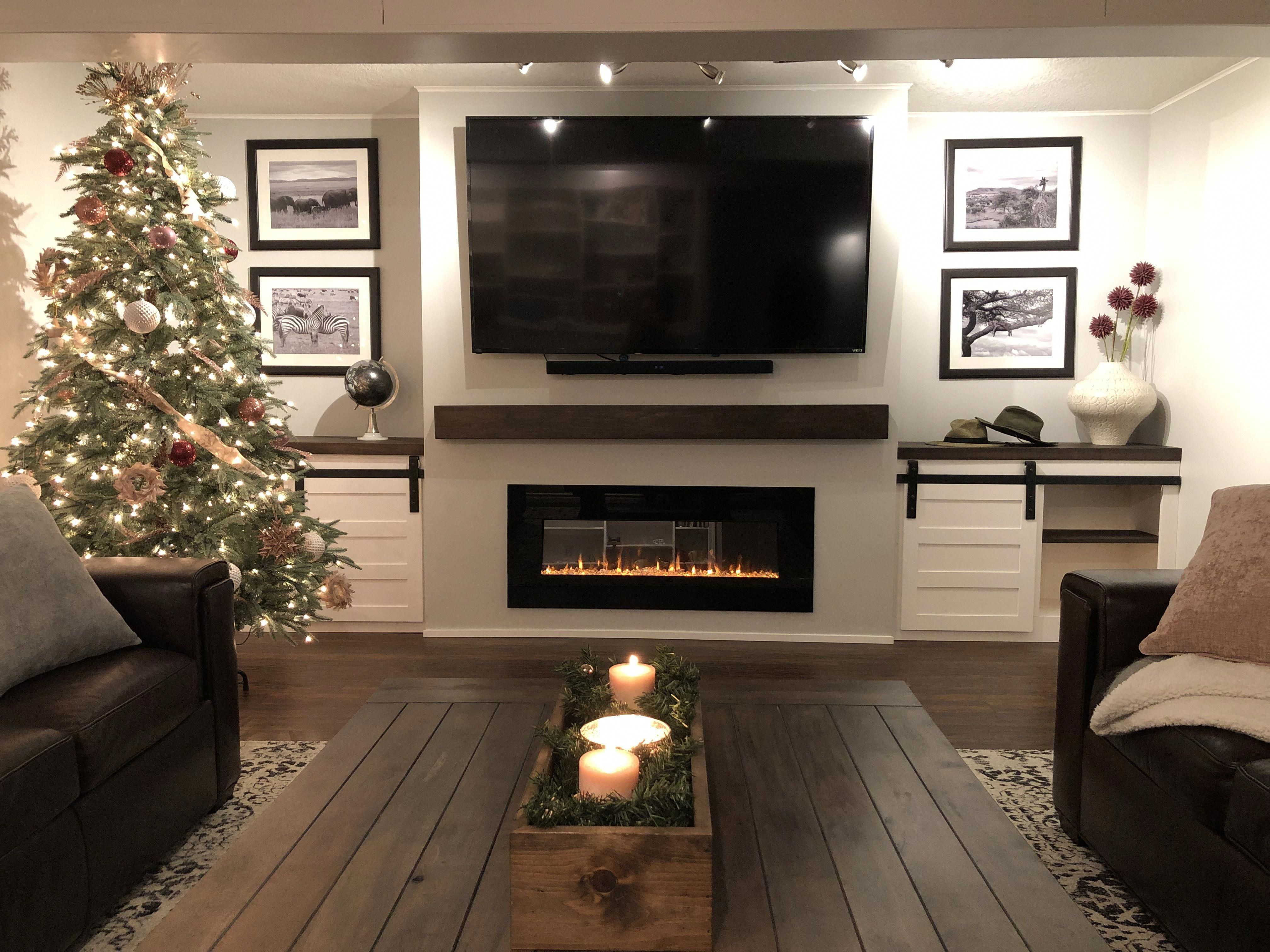 30 Incredible Fireplace Ideas For Your Best Home Design With Images Basement Living Rooms Living Room With Fireplace