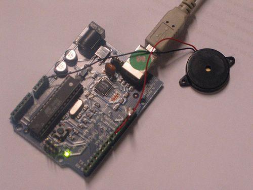 Arduino Melody With Piezo Buzzer Arduino Projects
