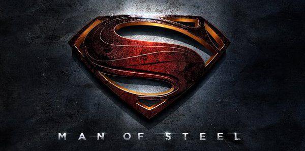 New Superman movie: Man of Steel Poster