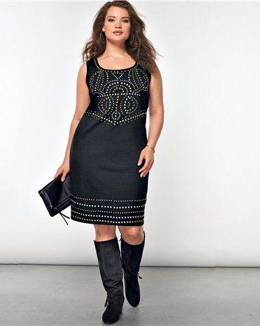 Vetement grande taille femme robe