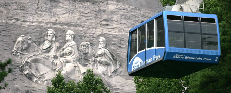 The largest high relief sculpture in world