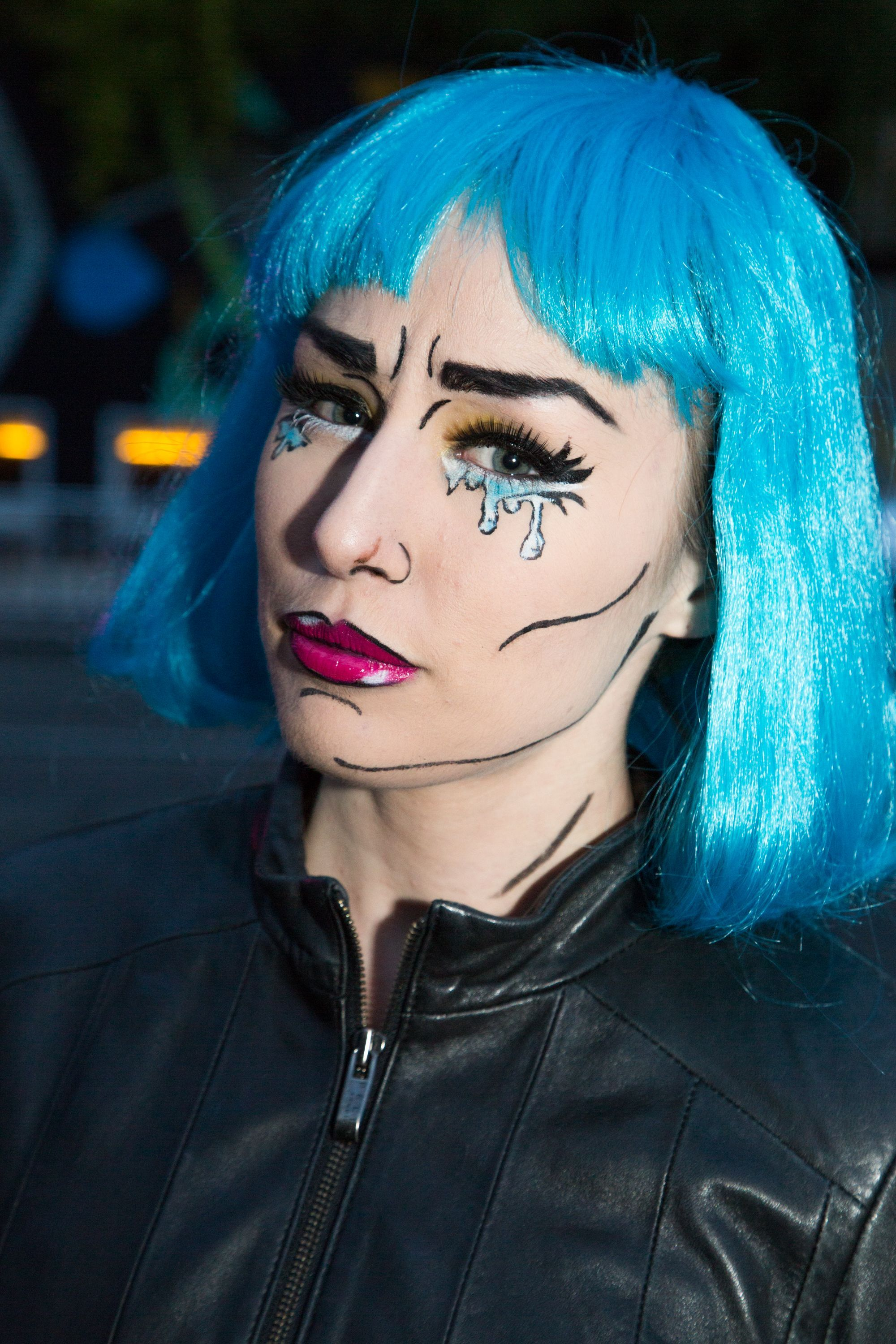 Epic Costumes From NYC's Halloween Parade