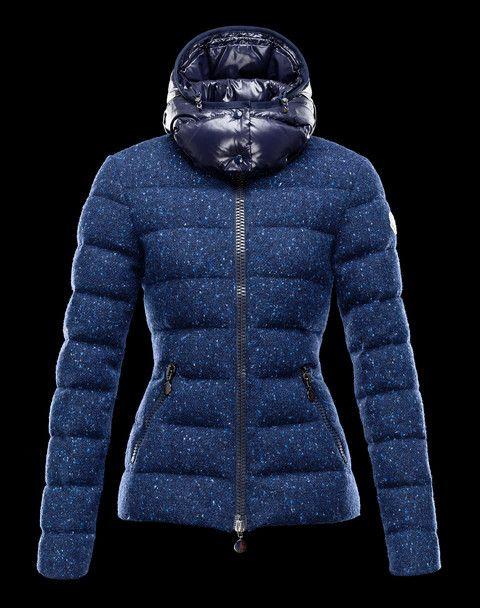 5af6ca35cc44 Blouson Femme - Manteaux Femme sur Moncler Online Store   服装 ...