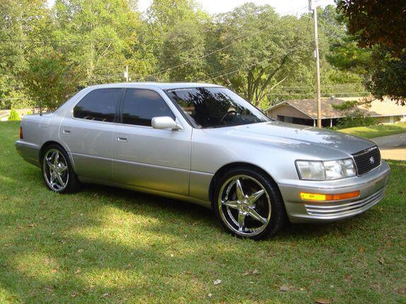 Cool Old Lexus Cars