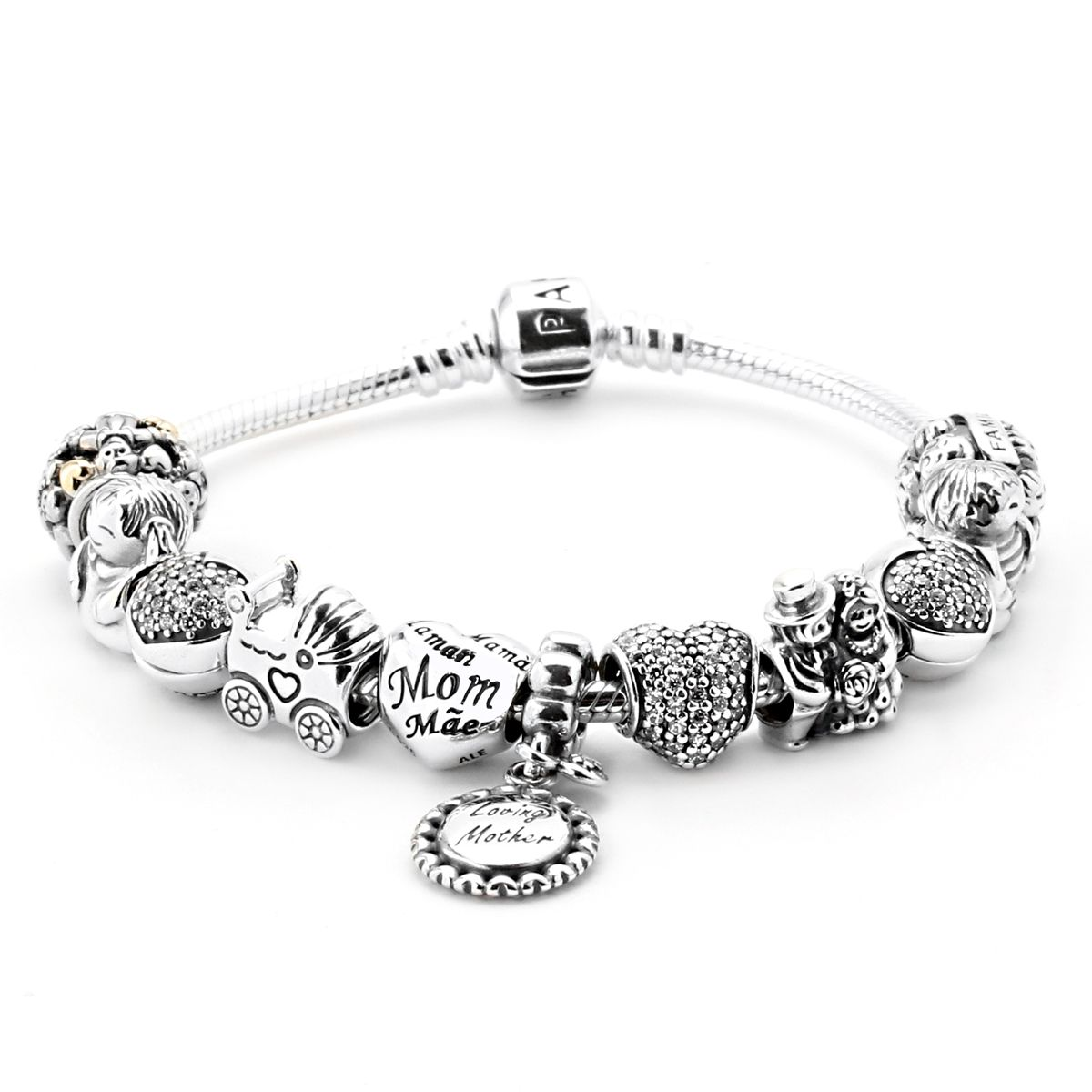 Pandora Family Forever Bracelet