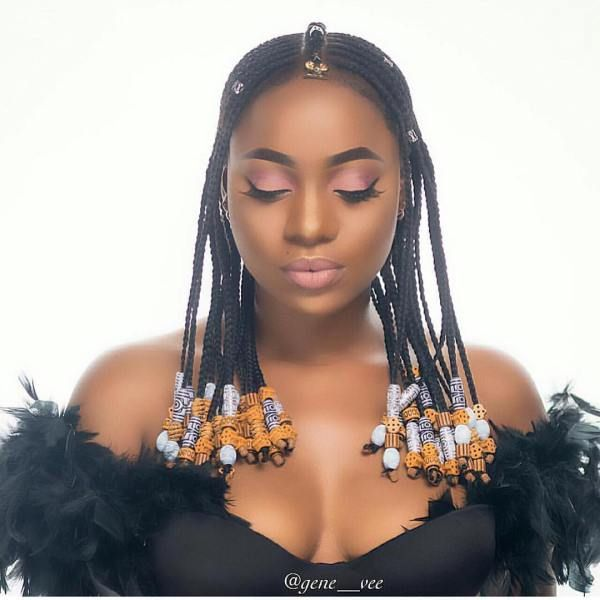 Braids & Beads Just how it always goes, fashion (hairstyles) never fade, - NOW TRENDING : Tribal Braids #Alisiakeysbraids Fashion