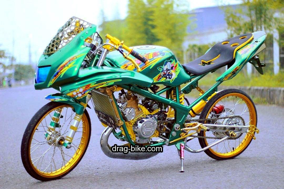Gambar Motor Ninja Rr Modifikasi Street Racing Kawasaki Ninja 250r Motor Modifikasi Gambar