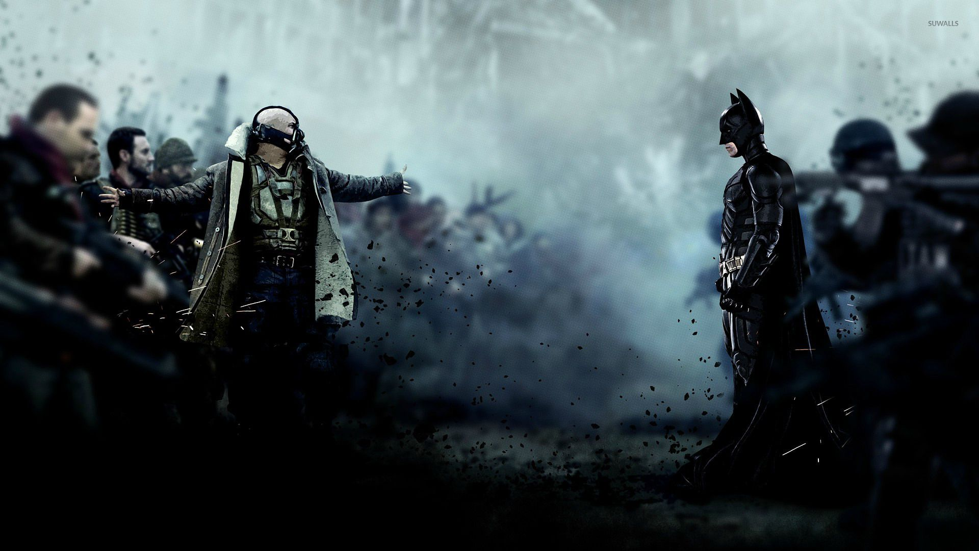The Dark Knight Rises HD Wallpapers And Desktop Backgrounds 1600x900 Wallpaper