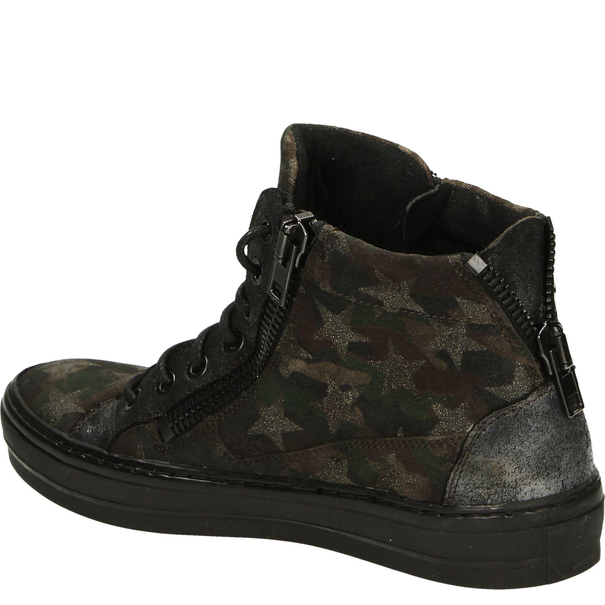 Botki Skorzane Venezia Pl Skora Zamszowa Wielobarwna Moro 1 Shoes Sneakers Louis Vuitton