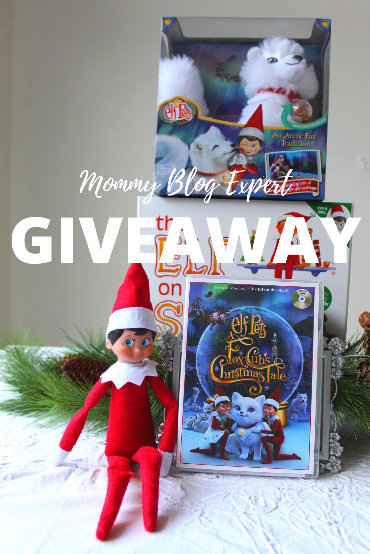 Elf Pets Fox Cubs Christmas Giveaway Review (With images