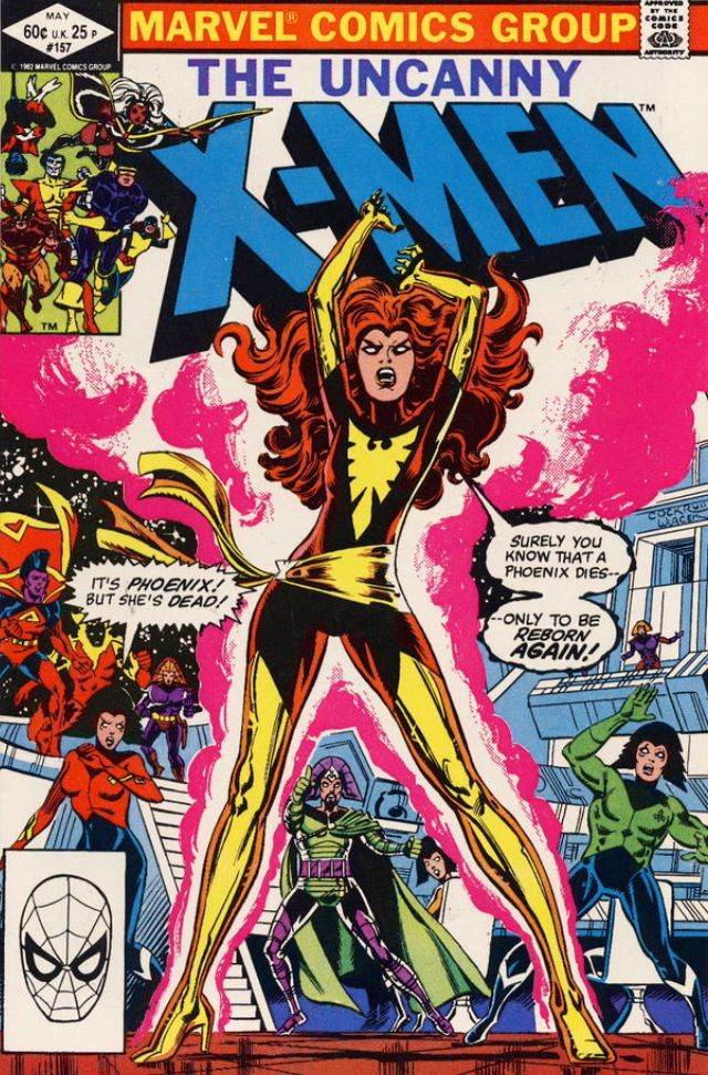 The Uncanny X-Men Comic Book #187 Marvel Comics 1984 NEAR MINT NEW UNREAD