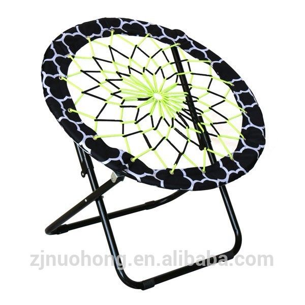 Folding Round Bungee Chair For Adult   Buy Folding Round Lounge ... $30