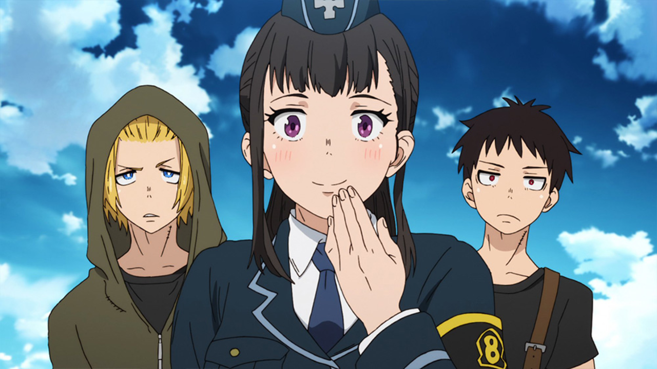 Fire Force Releases Summary for Episode 3 'Officer Rookie