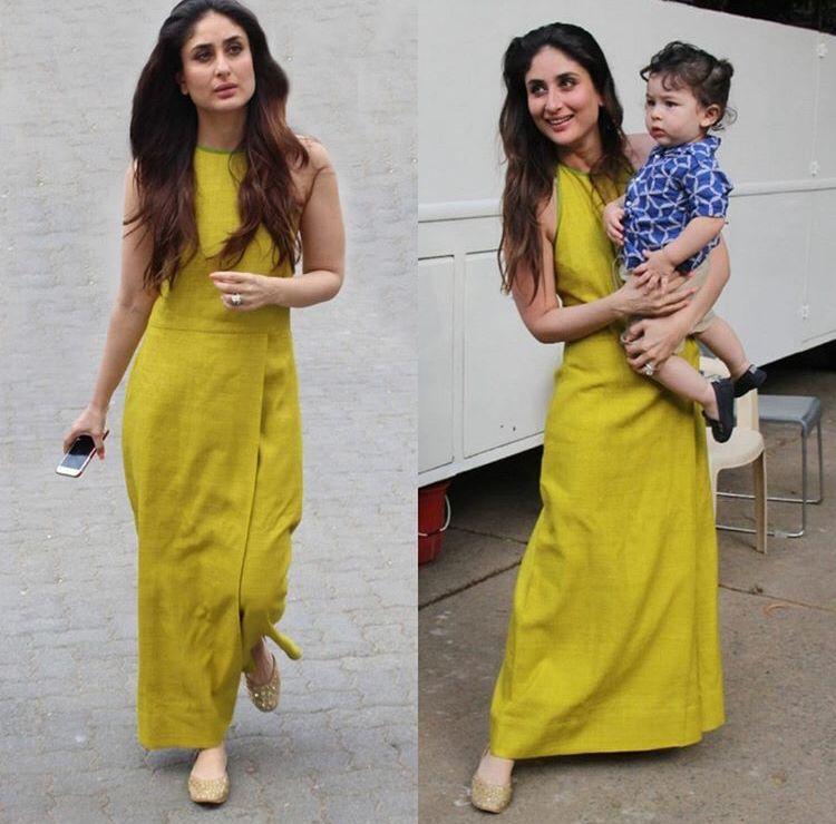 Kareena Kapoor Simple Dresses Kurta Designs Women Indian Outfits