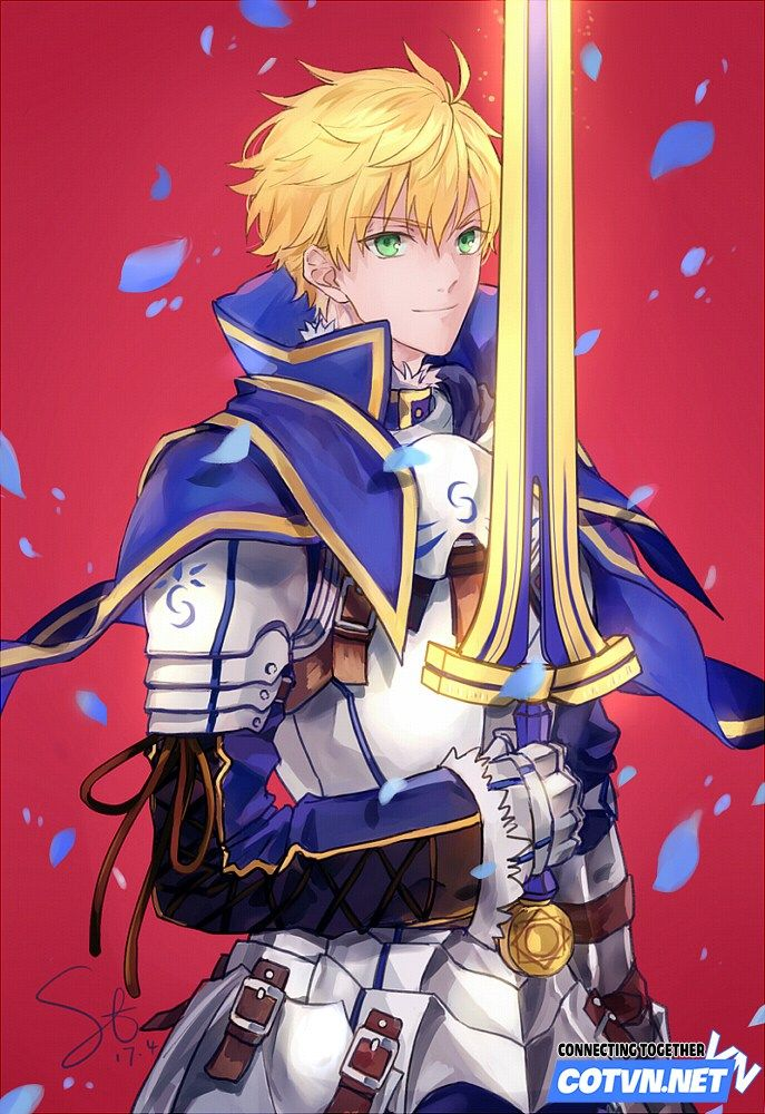 Ngất ngây với bộ Fanart Saber trong Fate/Prototype Cotvn