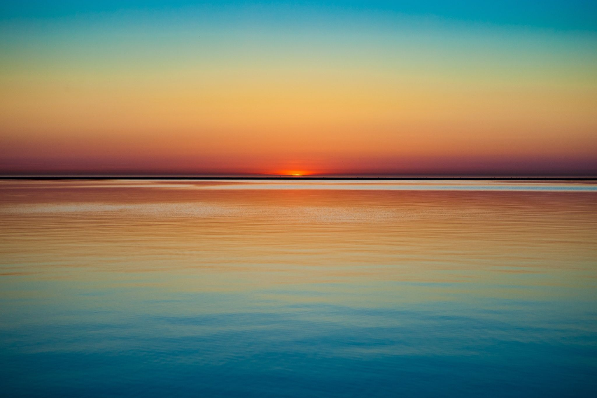 Sunrise Moment Milwaukee Wi Sunrise Painting Sunset Art Sunrise Colors