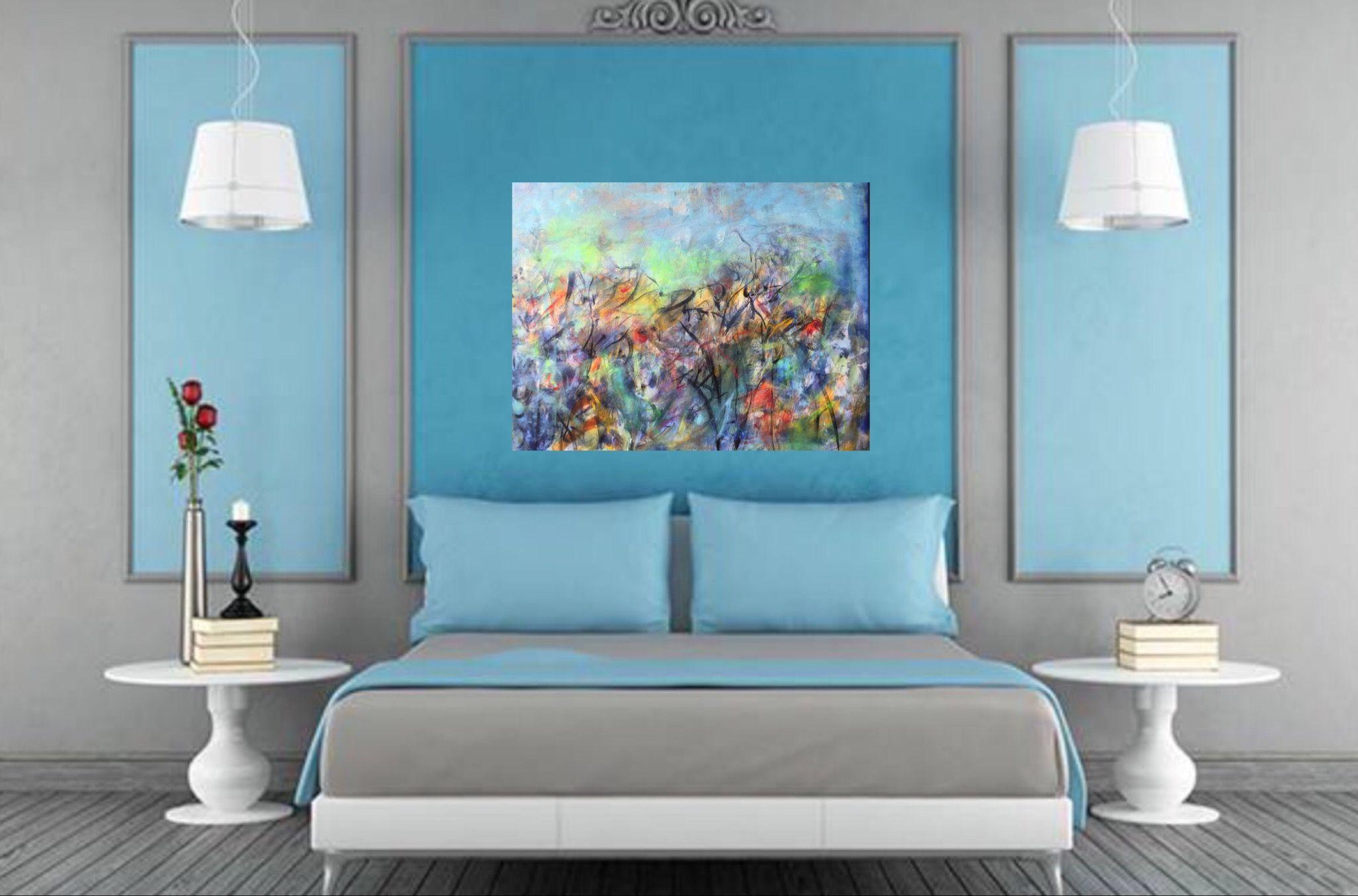 Gail Butters Cohen artist gailbcreates Relaxing colors