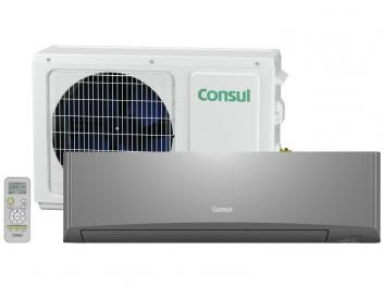 Ar Condicionado Split Consul 9000 Btus Frio Filtro Hepa Facilite