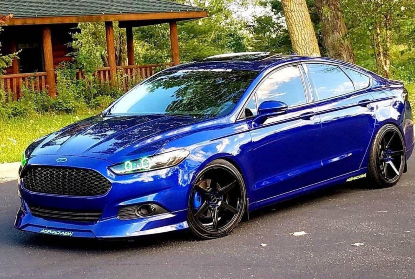 Pin by ViirusOne on Fox body mustang in 2020 Ford fusion