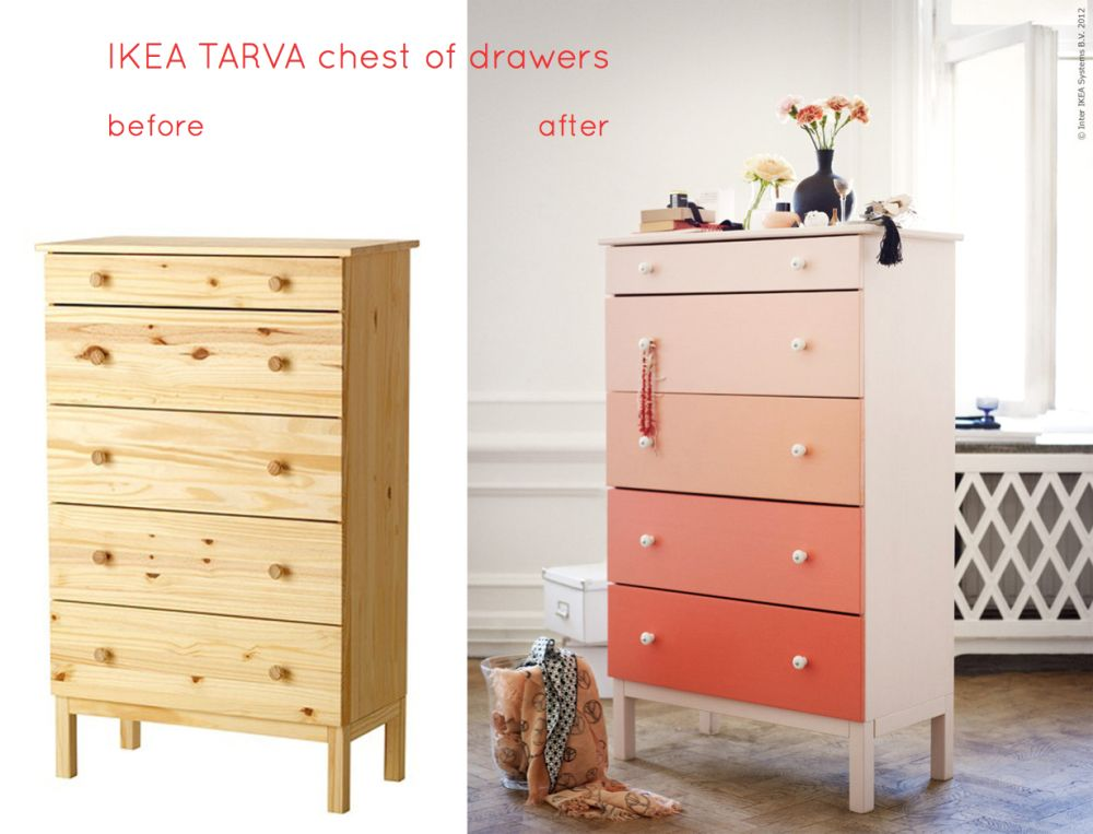 Furniture makeovers ikea hack furniture makeover and Ikea furniture makeover