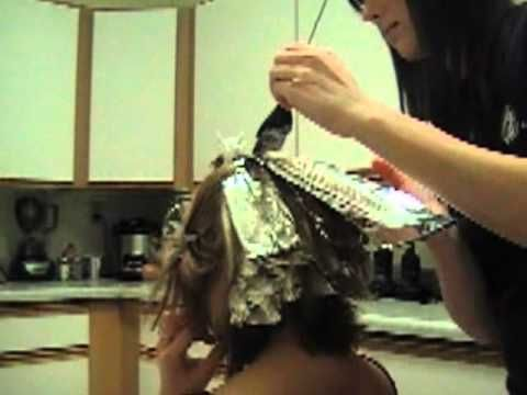 How to highlights at home make up and beauty pinterest hair awesome tutorial on how to do your own highlights solutioingenieria Choice Image