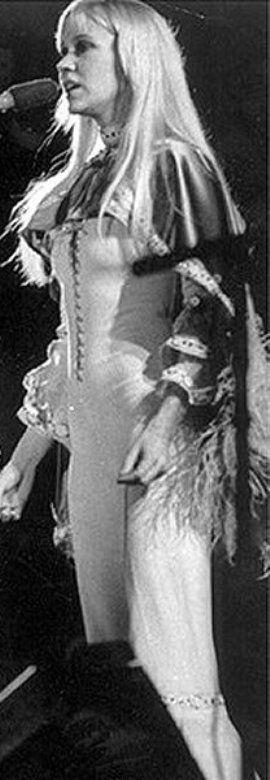Agnetha On Stage! - Seite 2 | www.abba4ever.com