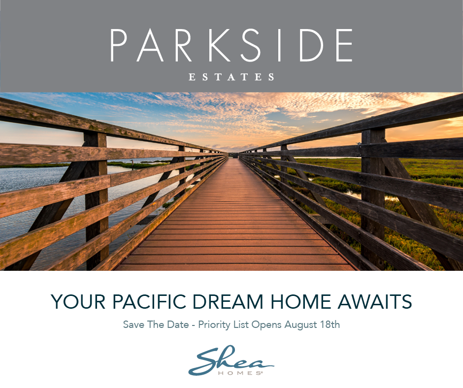 Prequalify for a New Home at Parkside Estates!