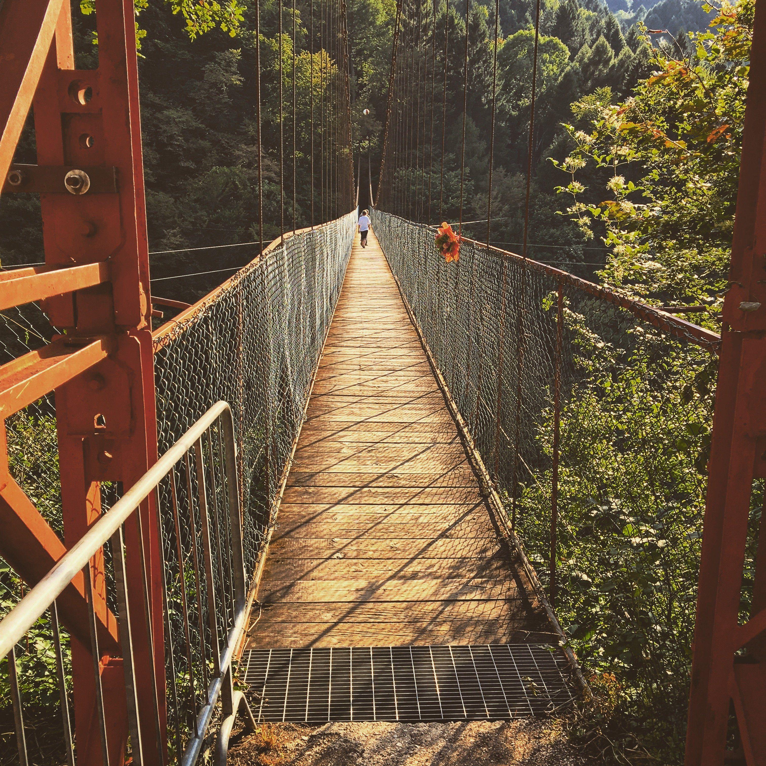 Ponte Di Igne Longarone Ponte Luoghi Foto