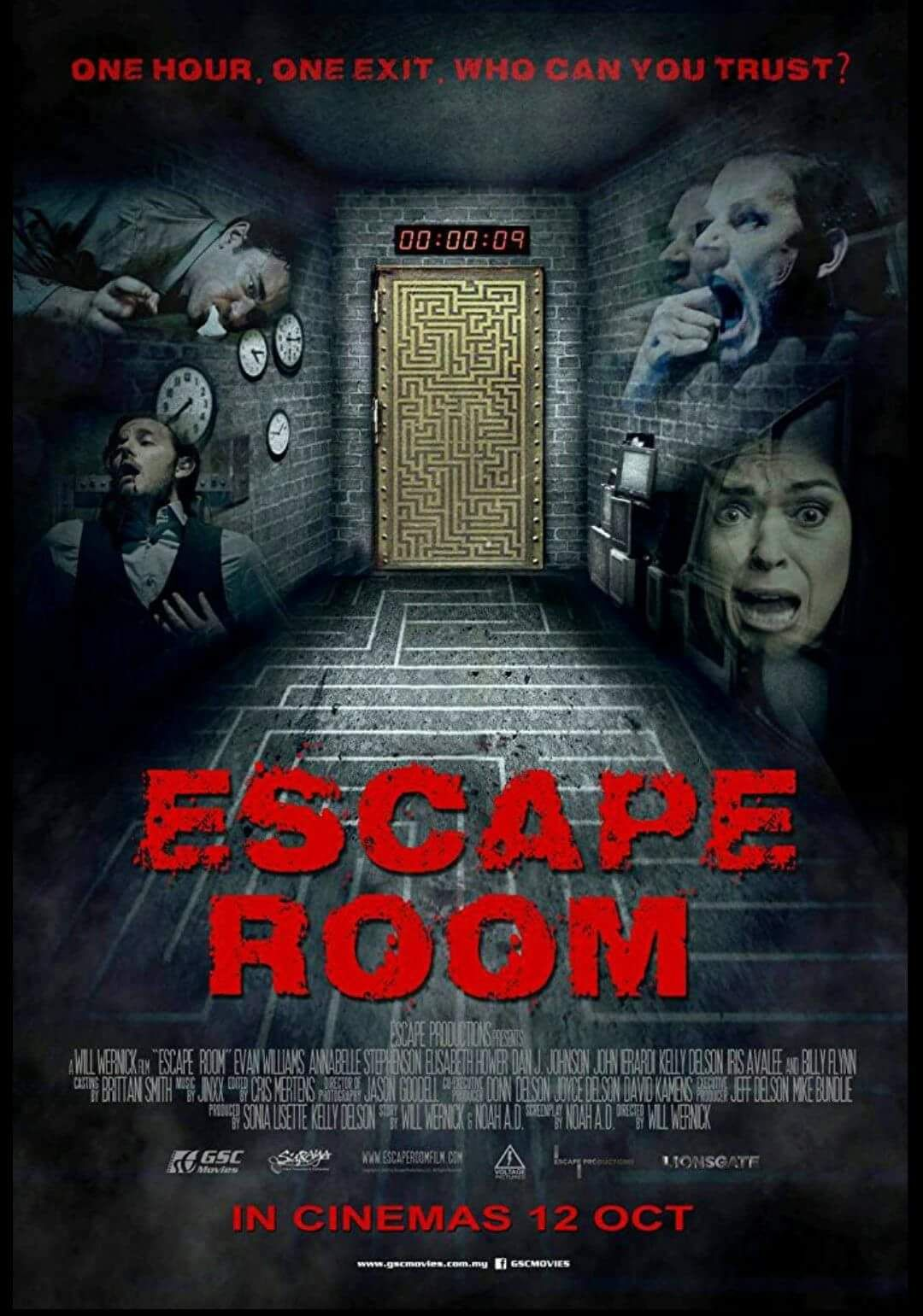 Pin By David Luna Enterprises On Horror Movie Posters
