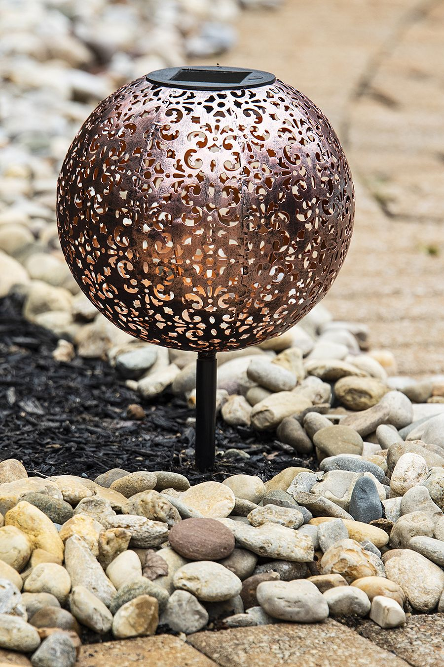 Filigree solar stake national garden bureau diy