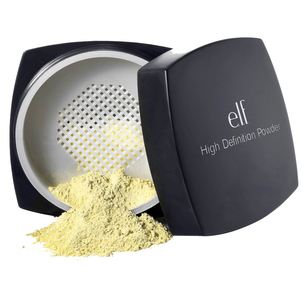 e.l.f. High Definition Powder Corrective Yellow 0.28oz