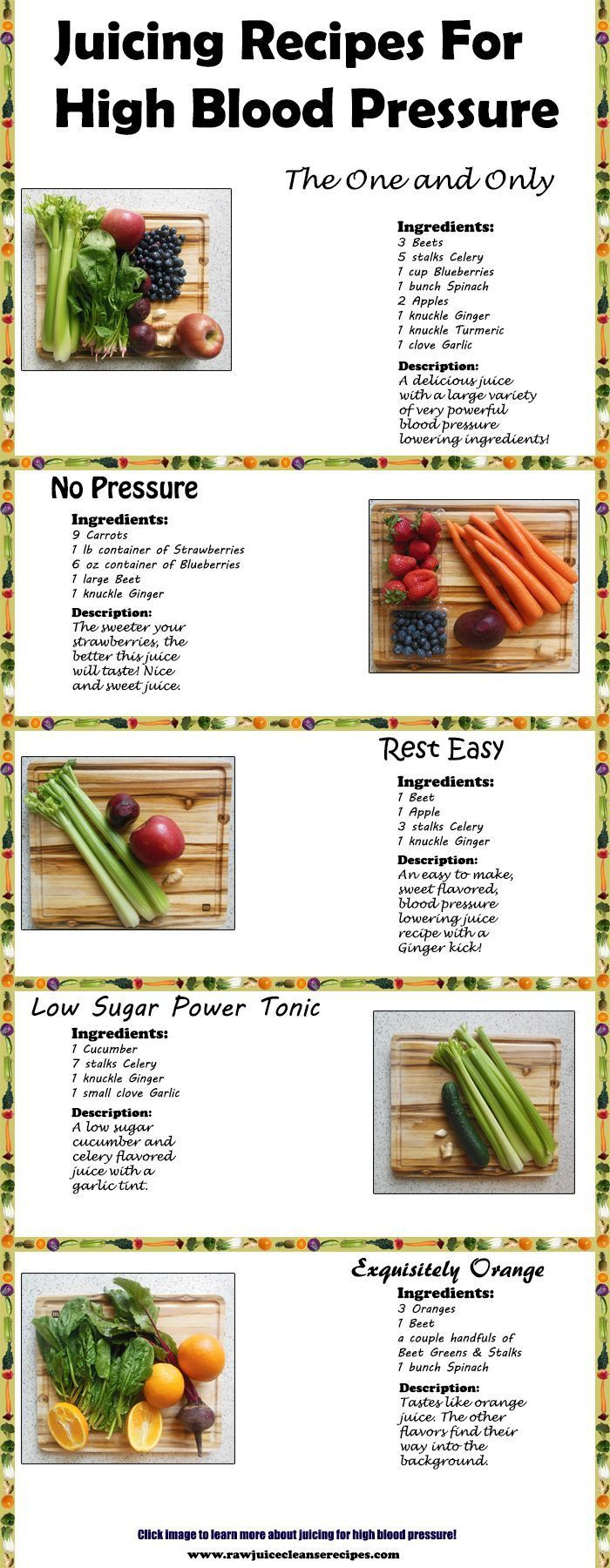Juicing for high blood pressure 5 powerful juice recipes to lower high blood pressure plus more specific info about the forumfinder Image collections