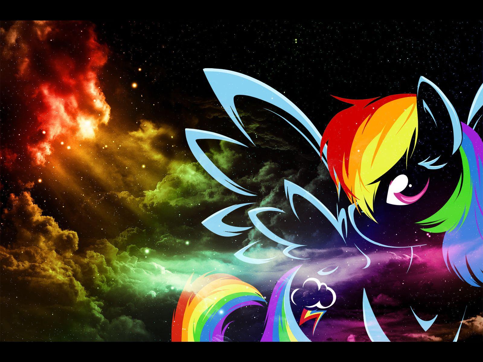 My Little Pony Wallpaper Rainbow Dash My Little Pony Wallpaper