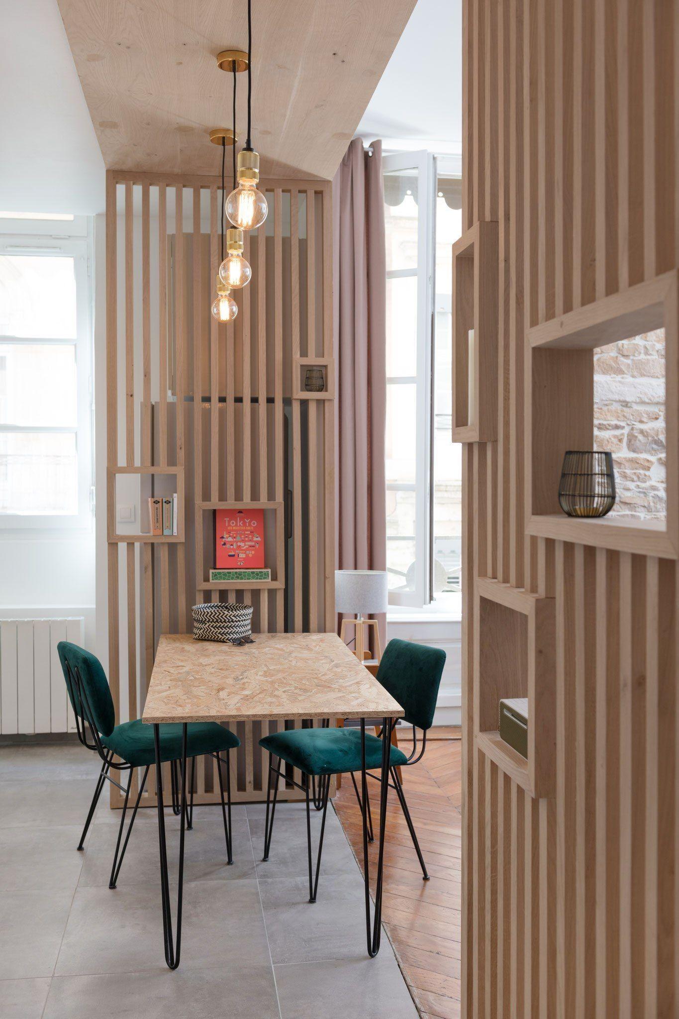 Une Cuisine Ouverte Dans Un Appartement Lyonnais   PLANETE DECO A Homes  World