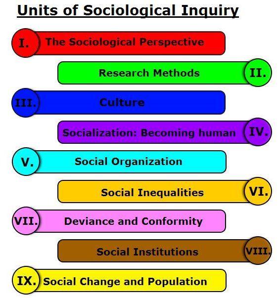 An Introduction To Sociology Sociology Class Sociology Sociology Courses