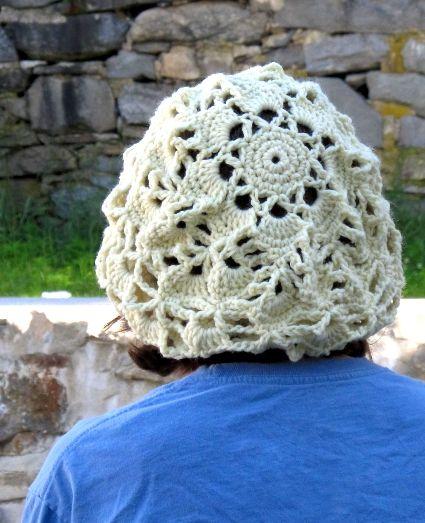 Snowflake Beret - free pattern from Anastacia Zittel on ...