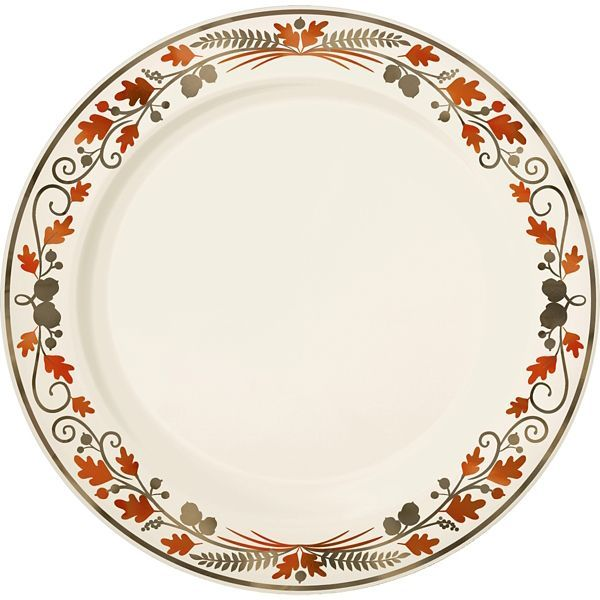 Thanksgiving Premium Plastic Dinner Plates 10ct  sc 1 st  Pinterest & Thanksgiving Premium Plastic Dinner Plates 10ct | thanksgiving ...