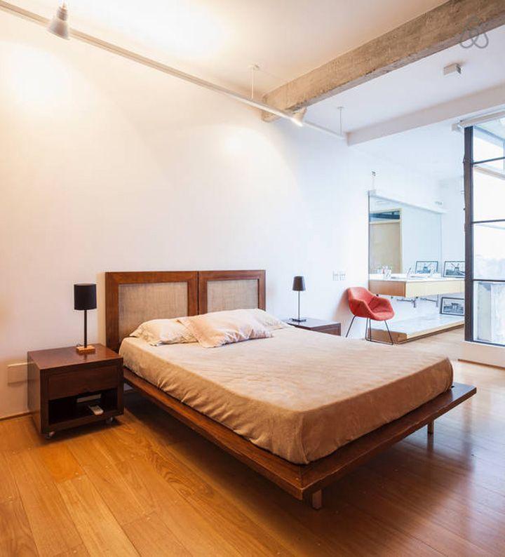 Open house - Airbnb | Casas do Brasil. Veja: http://www.casadevalentina.com.br/blog/detalhes/open-house-airbnb--casas-do-brasil-3031 #decor #decoracao #interior #design #casa #home #house #idea #ideia #detalhes #details #openhouse #style #estilo #casadevalentina #Airbnb #bedroom #quarto