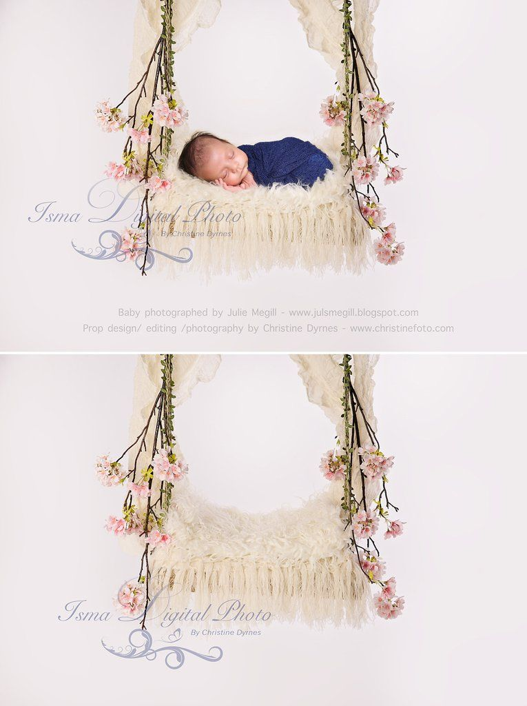 Baby Girl  Floral Tassels Photo Props Photography Backdrop Costume New