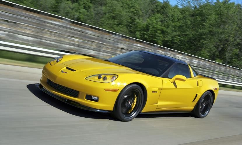The sixthgeneration Corvette kicked up controversy by