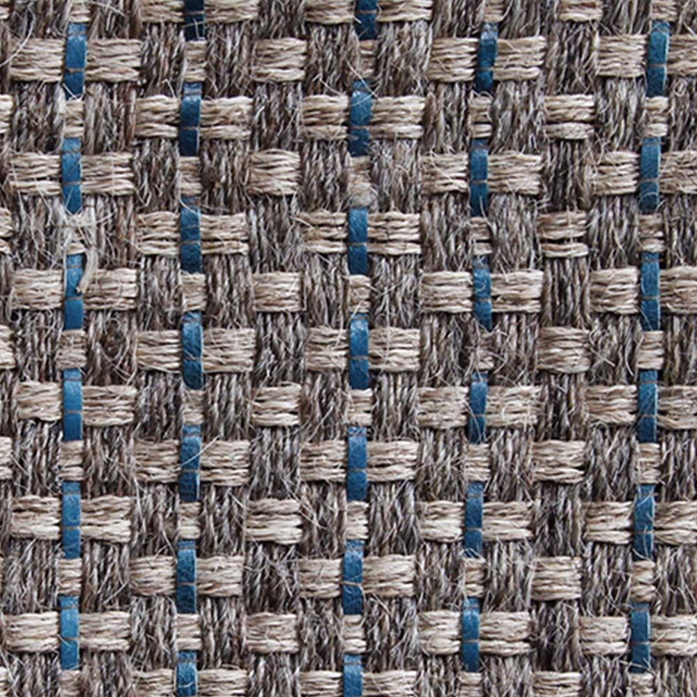 Natural Fiber Rugs Leather Jute