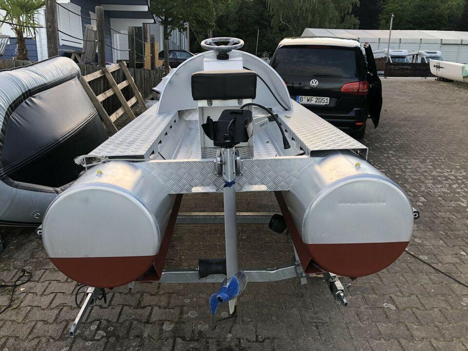 Alu Jetski Bis 30 Ps In Berlin Spandau Motorboote Kaufen