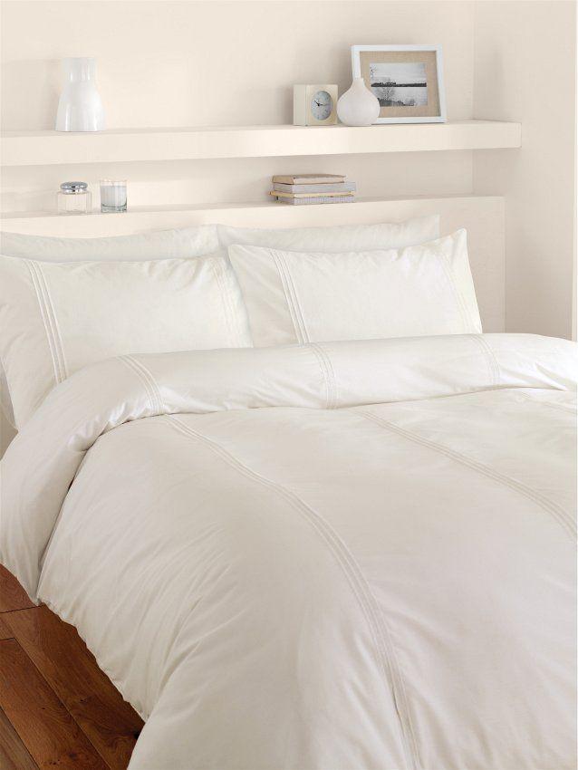 Rein, schlicht, #weiß, #minimalistisch was will man mehr? Diese - minimalismus schlafzimmer in weis