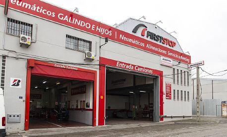 Talleres Top, el mejor buscador y comparador de talleres mecánicos - Neumáticos Galindo