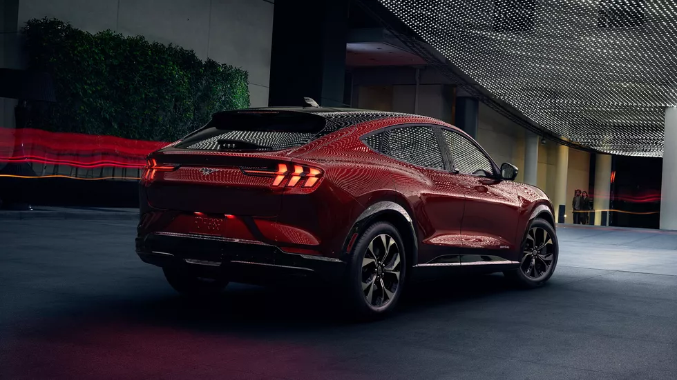 Meet The Mustang Mach E Ford S New All Electric Suv Page 23