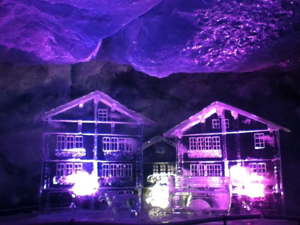 Palais des Glaces Zermatt