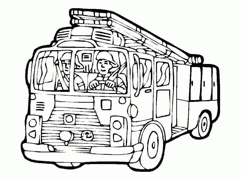 Fire Truck Coloring Pages Elegant Free Fire Truck Clipart At Getdrawings In 2020 Truck Coloring Pages Firetruck Coloring Page Coloring Pages