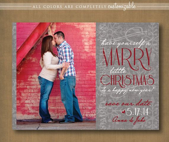 Christmas Save The Date Cards.Merry Christmas Save The Date Cards Christmas Cards
