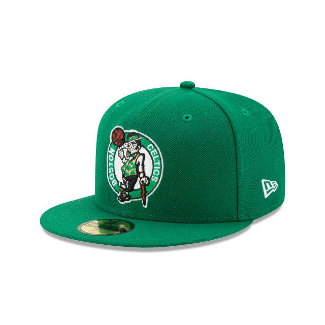 087859cccd07ca Boston celtics playoff side patch 59fifty fitted | NBA-Boston ...