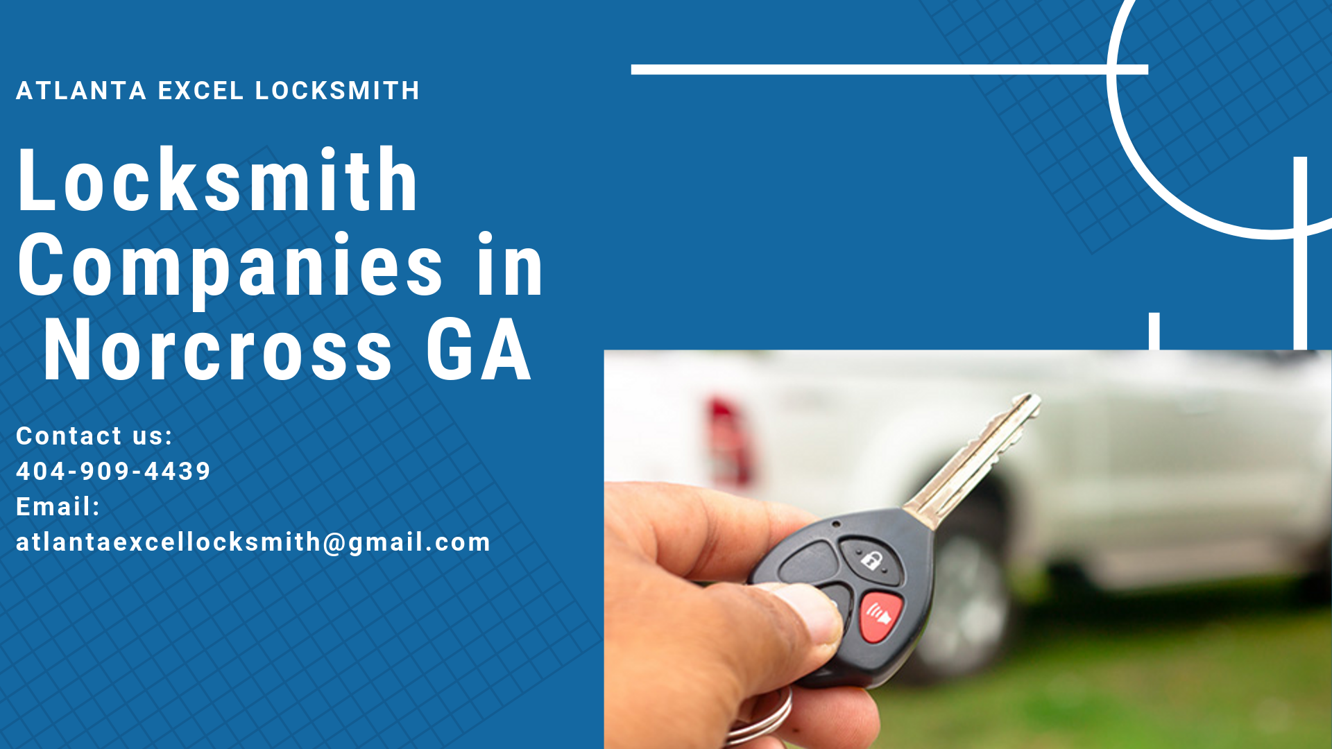 24 Hour Locksmith in Norcross GA Locksmith Number in